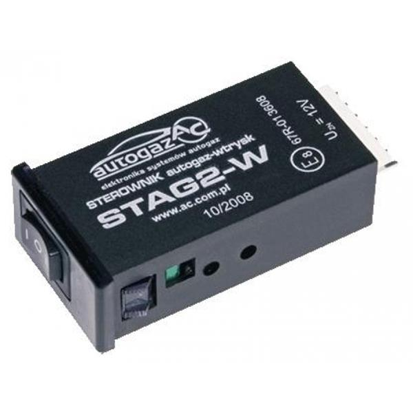 Petrol start system STAG2-W without leds (0-90 ohm) WR-02