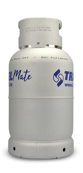 Aluminium LPG gasfles