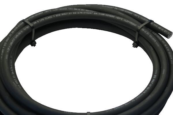 Leiding LPG-Fit XD-5 prijs per meter (koper 10)