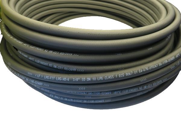 Leiding LPG-Fit XD-6 prijs per meter (vulslang)