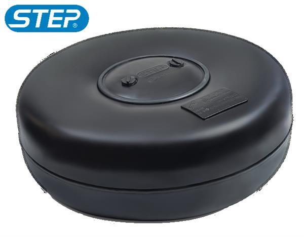 LPG Tank Ring/Toroidal 30° (MV INT) Diam. 550 x 200 ; 36 ltr. / Merk = STEP!