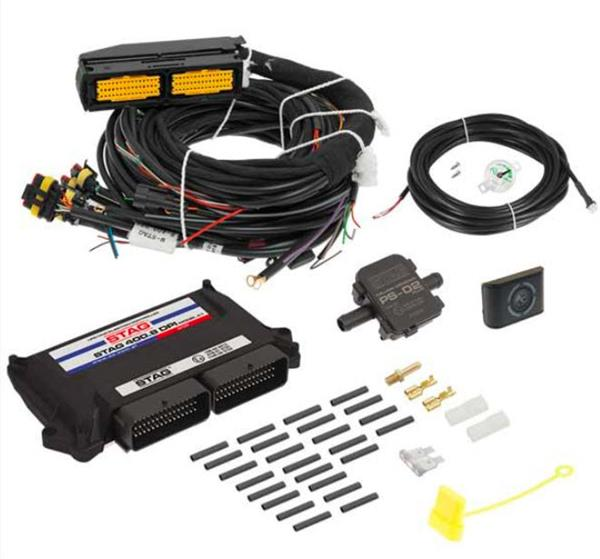 Electronica AC STAG400-8 voor GM 5.3 V8