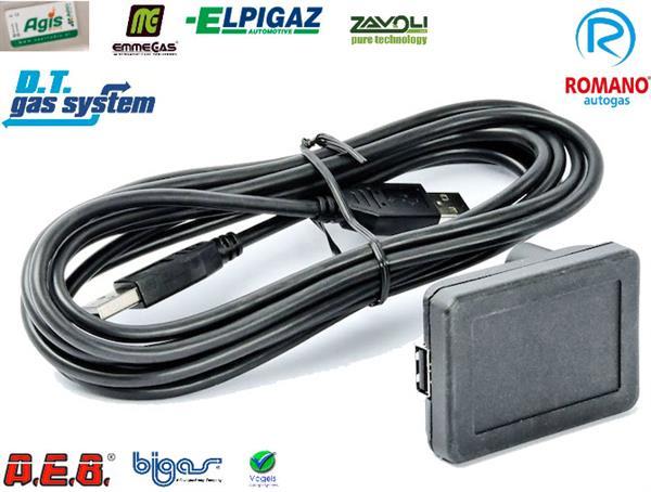 Interfacekabel AEB USB