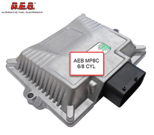 AEB ECU MP8C 8 cilinder