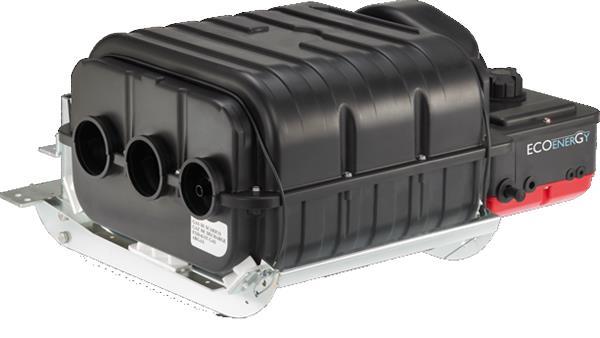 Telair TG 480 EcoEnergy generator 12Vdc 20A LPG 5mt cable Autom