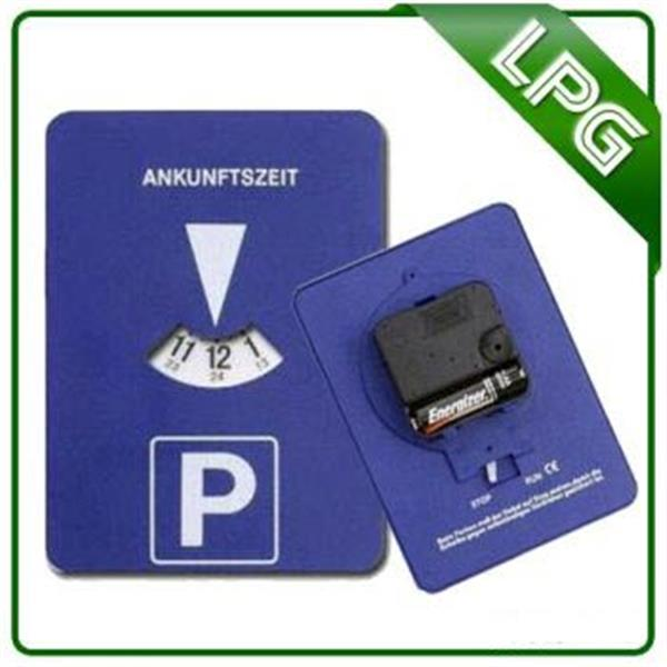 Electronic Parking Disk