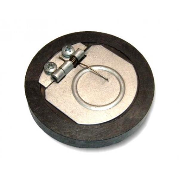 Terugslagklep voor luchtfilter (flapklep) Diam 50mm