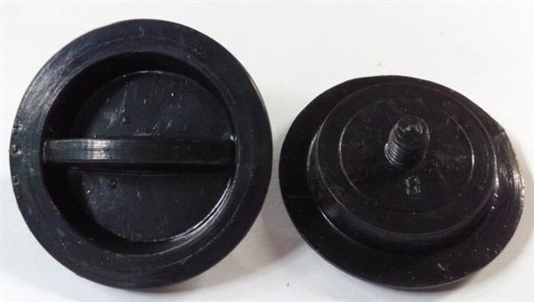 Dop voor Italiaanse vuller 8 mm - M8