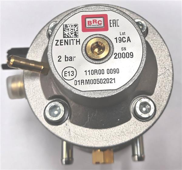BRC Zenith CNG verdamper SQ Fastness / P&D