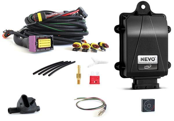 KME Nevo electronics 4 cyl. VT