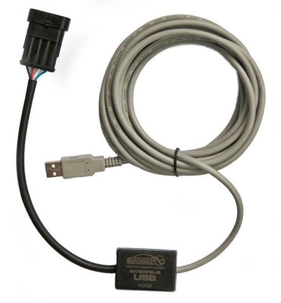 AC STAG Diagnose Kabel Interface Laptop