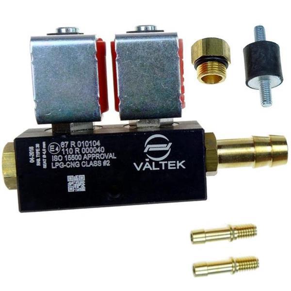 Rail VALTEK 2 cil., 3 Ohm, type 30