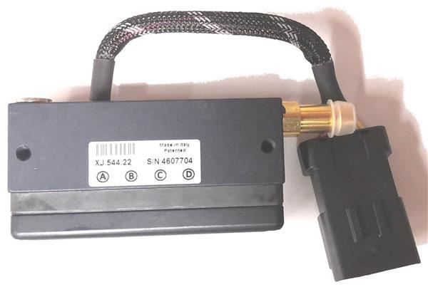 Matrix Injector XJ.544.22 4 cilinder zwart