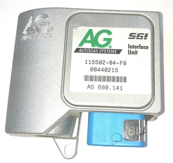 Sgi Interface Unit 3-8 Cyl+Map