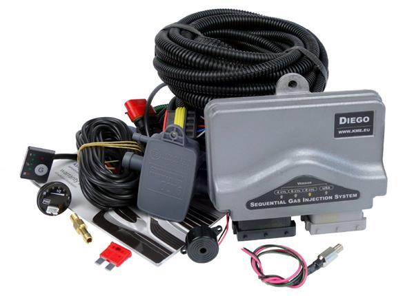 KME Diego G3 8 Zyl. Electro Kit