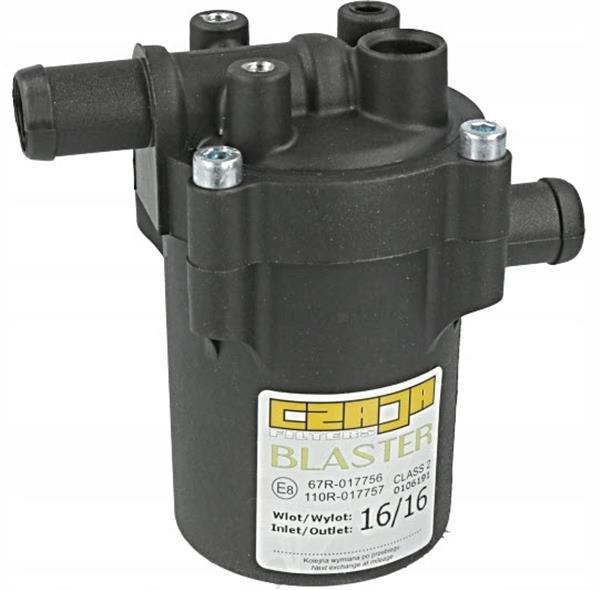 Drooggasfilter Blaster 16-16