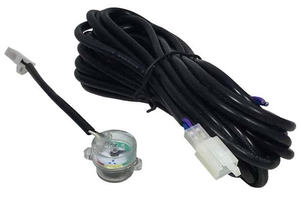 Zender 0-90 Ohm multivalve Alugas A6155