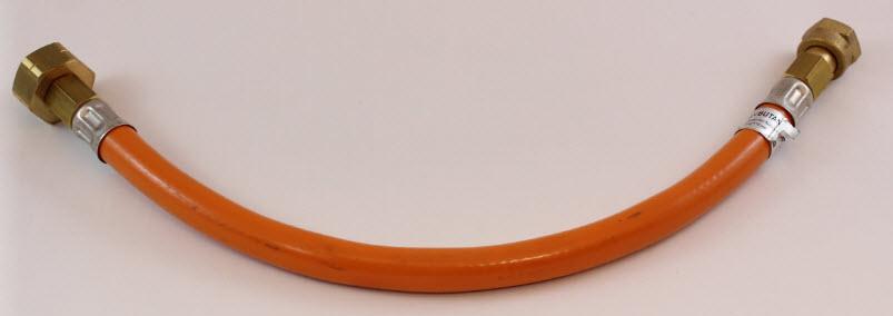 Hogdruk slang Shellx20/150 35cm (moer x moer)