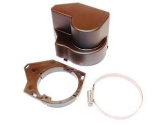 Boîte de protection pour rés. torique  0° pour les polyvannes Tomasetto