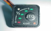 Switch with level indicator and buzzer