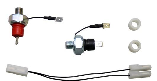 ICOM Sensor + kabel op multivalve JTG