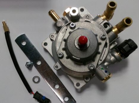 Verdamper EMER ULISSE = OMVL CPR + temp. Sensor