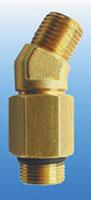 verstellbare 150°-Verbindung für 30° Multiventil für Radmuldenta