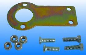 Metal bracket kit