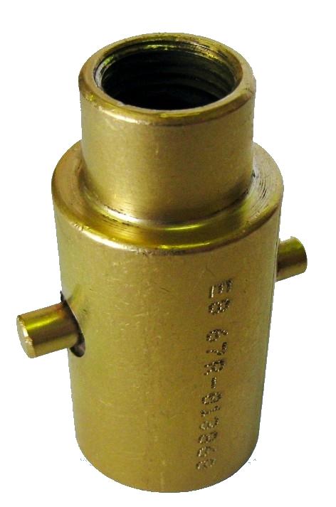 Bajonet 16mm vulnippel EXTRA