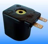Coil 12V 11W fast-on