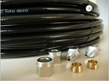 6mm kunststof slang 50 meters roll