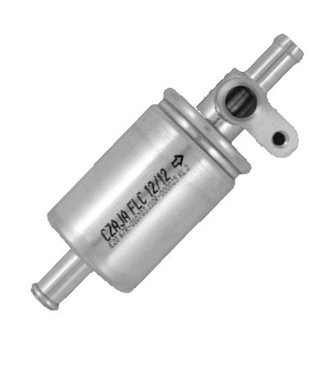 Filter voor SEC/miniSEC system (met aansluiting voor Bosch sensor)