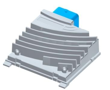 Teleflex / AG Steuergerät Typ 3 für SGI