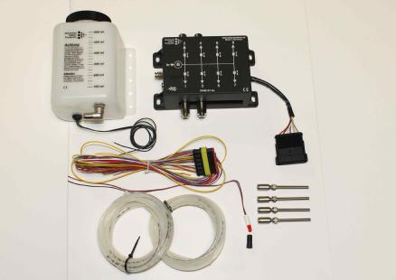 Valve-Protector Sequential Light 4 Kit-D