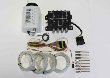 Valve-Protector Sequential Light 8 Kit-D